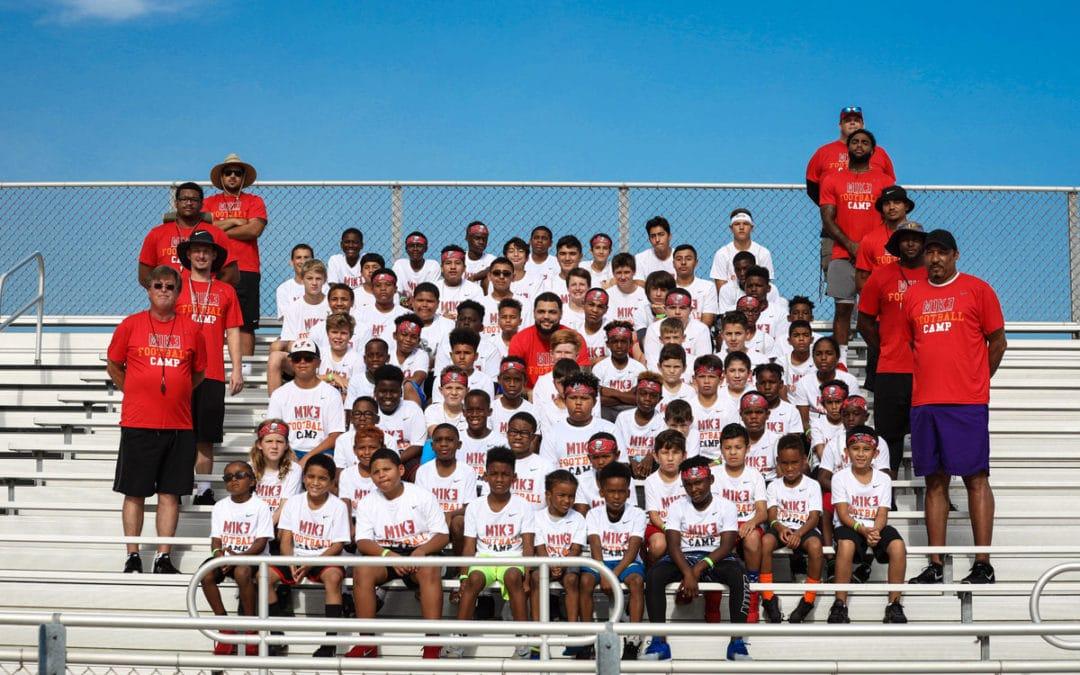 2019 Football Camp
