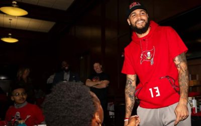 Bucs Mike Evans Makes $100,000 Donation for COVID-19 Relief – Buccaneers.com