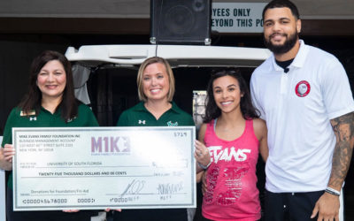 Mike Evans Family Foundation, Social Justice Fund Support Students Grants