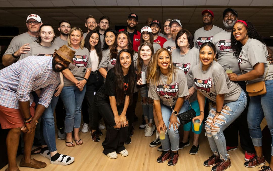 Mike Evans Family Foundation Takes Things Off the Football Field for Charity