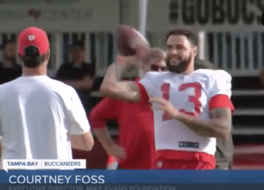 Mike Evans Family Foundation gives back to Tampa Bay community – WFTS Tampa